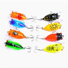 bassbaitshook, cicadafishinglure, eye, Bass