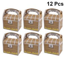 Box, Food, Storage, pirategiftbox