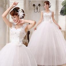 Beautiful, korea, Lace, vestidodenoiva