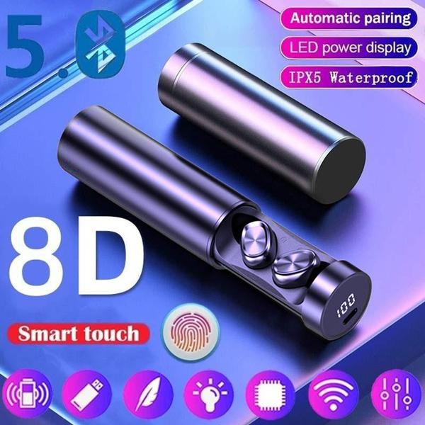 case, bluetooth50headphone, twswirelessearbud, Headset
