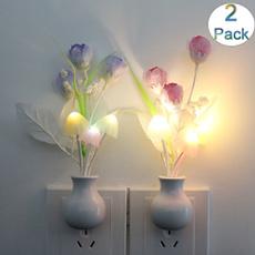 Vases, Night Light, Colorful, romanticlight