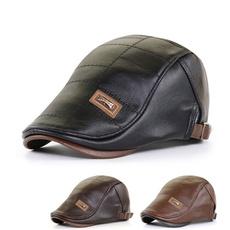 Newsboy Caps, duckbillcap, leather, Visors