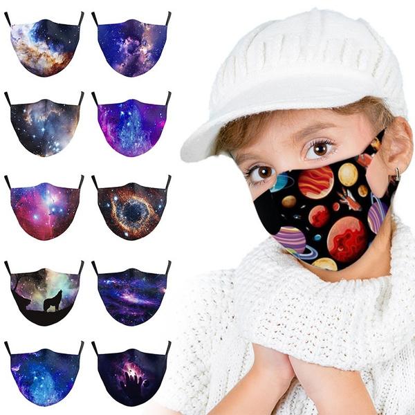 cartoonmask, starrysky, Star, Masks