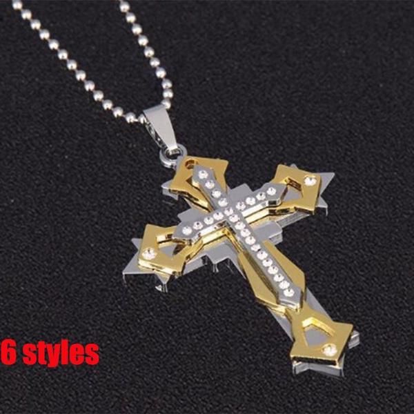 Steel, Men, Stainless Steel, Jewelry
