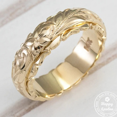 Flowers, Jewelry, 925 silver rings, Silver Ring