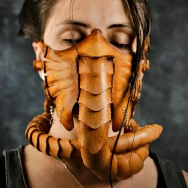 alienmask, Cosplay, Masks, Halloween