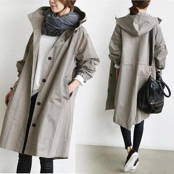 Casual Jackets, Fashion, windbreakerwomen, Winter