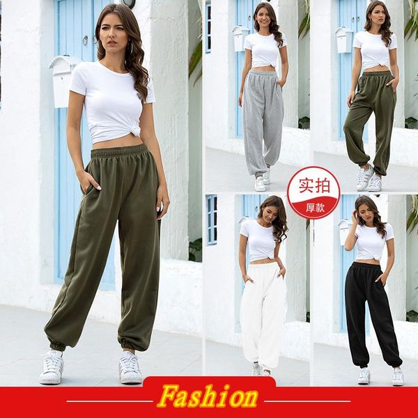 drawstringpant, Fashion, sport pants, Casual pants