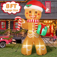 airblowninflatable, cute, gingerbreadmaninflatable, Fashion