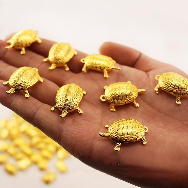 Turtle, golden, fortune, wealth