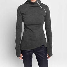 blouse, zippersweatshirt, Fashion, Winter