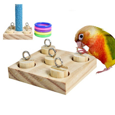 Wood, Toy, macaw, Gifts