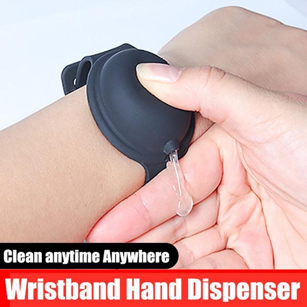 santizerdispenser, handsantiizer, Wristbands, Cleaning Supplies
