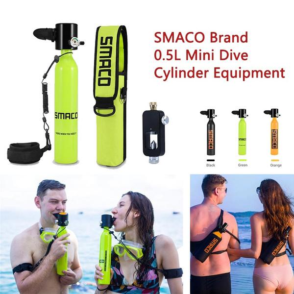 divingenthusiast, divingcylinder, underwaterbreathing, Mini
