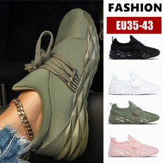 non-slip, Summer, Sneakers, Lace