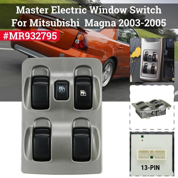 electricmasterwindowswitch, windowswitch, masterswitch, mitsubishimagna