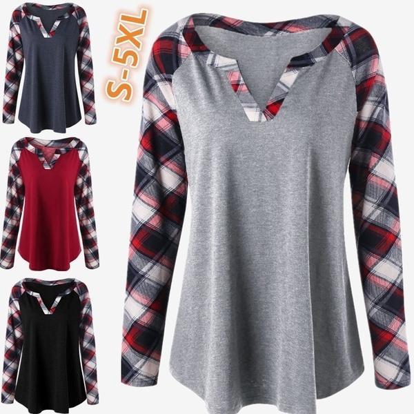 Women S Clothing, Plus Size, Shirt, Sleeve