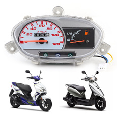 Yamaha, Scooter, motorcycleinstrument, tachometer