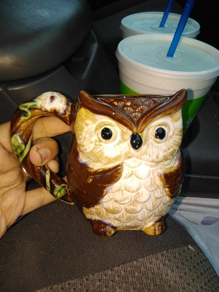 Owl, Coffee, storeupload, Mug