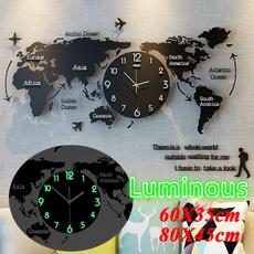 Decor, Home Decor, mutewallclock, Clock