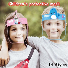 cartoonmask, childrensfacemask, antidust, faceshield