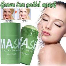 greenteaoilcontrolmask, greenteasolidmask, Beauty, solidmask