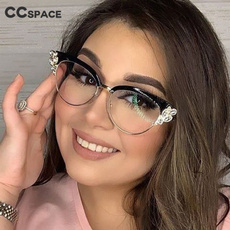 Fashion, eye, optical glasses, glasses frames for women