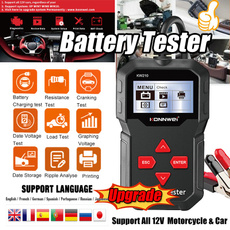 cardignostictool, Capacity, carbatterytool, batteryanalyzer