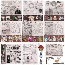 Decor, Scrapbooking, Stamps, Craft