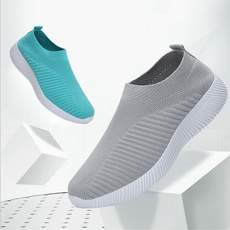 Sneakers, Sports & Outdoors, Breathable, shock