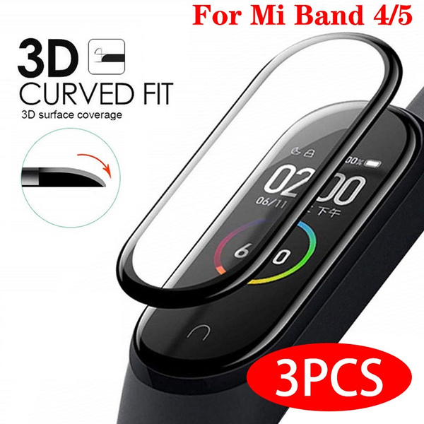 miband5strap, miband4temperedfilm, Cover, Glass
