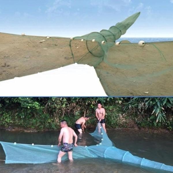 Lures, bait, fish, landing