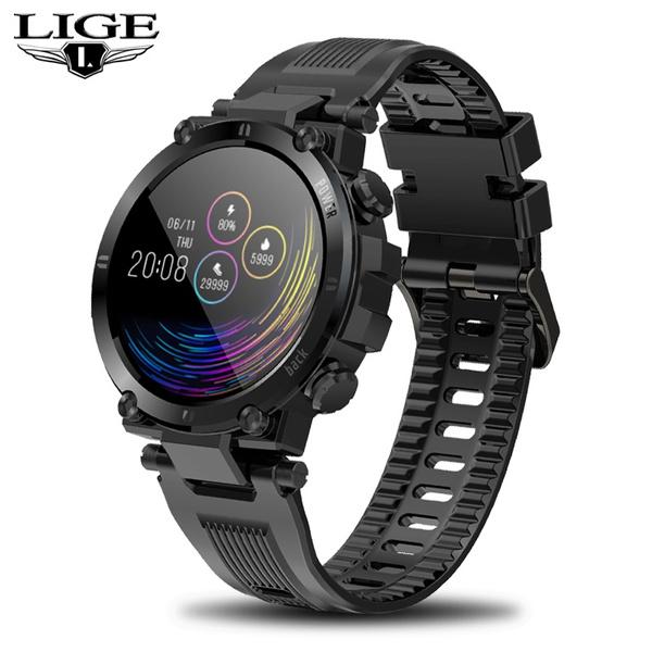Heart, bluetoothwristwatch, Waterproof Watch, fashion watches