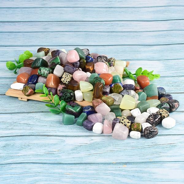 mixedbead, tumbledstone, funnytoy, Jewelry