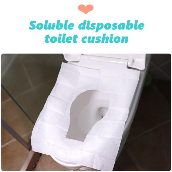 toilet, maschere, waterproofpad, Cover