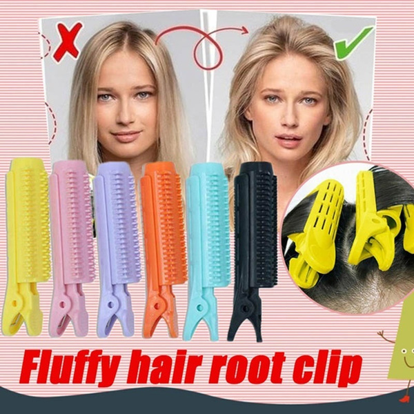 Hair Curlers, Magic, naturalfluffyhairclip, fluffy