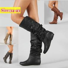Fashion, Knee High Boots, winter fashion, Women's Fashion