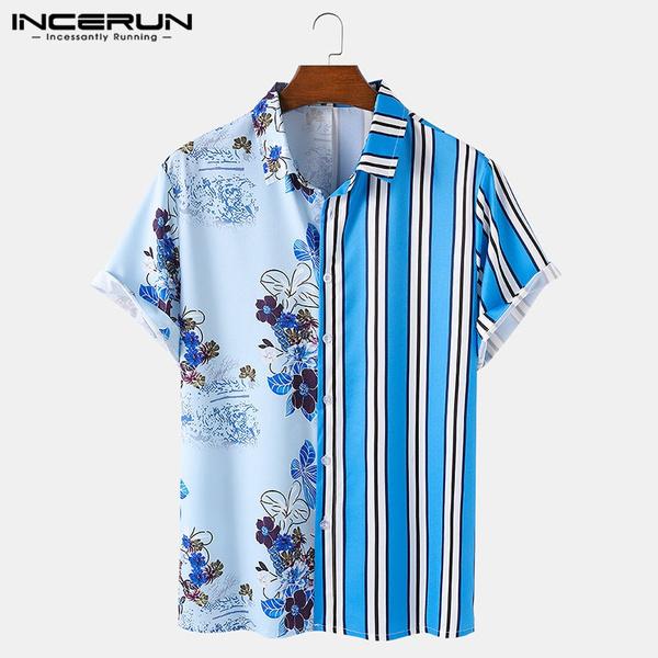 beach wear, Shirt, topsmen, summertopsmen