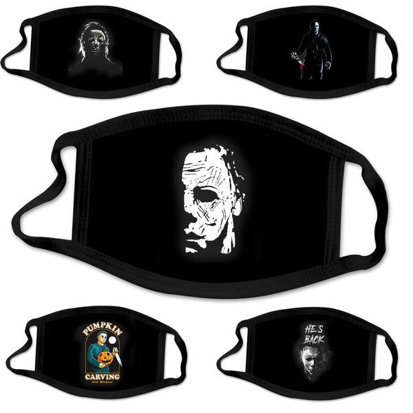 maskface, mouthmask, Halloween, Masks