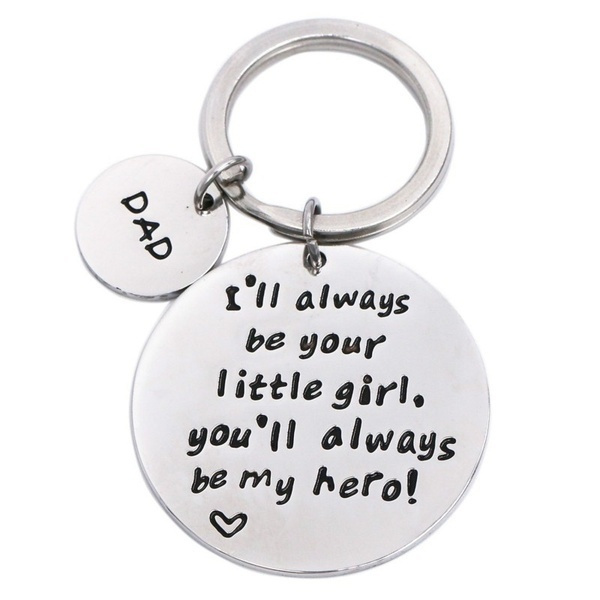 Steel, fathersdaygift, Key Chain, giftsforfather