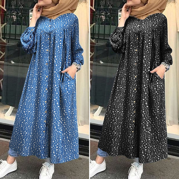 dressforwomen, Plus Size, tunic, muslimdres