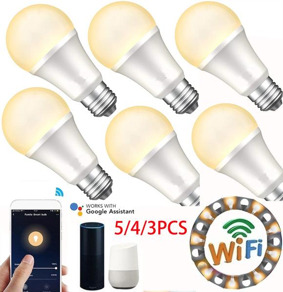 Light Bulb, Smartphones, led, Home Decor