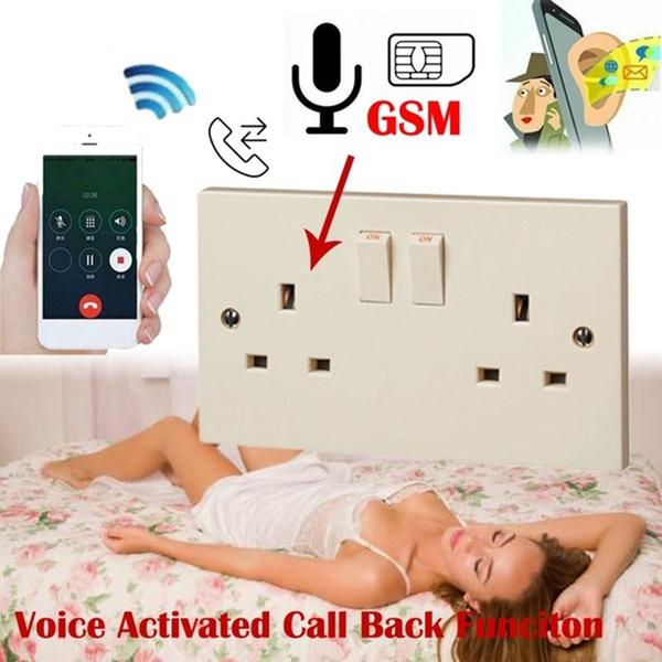 Spy, wirelessoutlet, smartwifisocket, audiocontrol