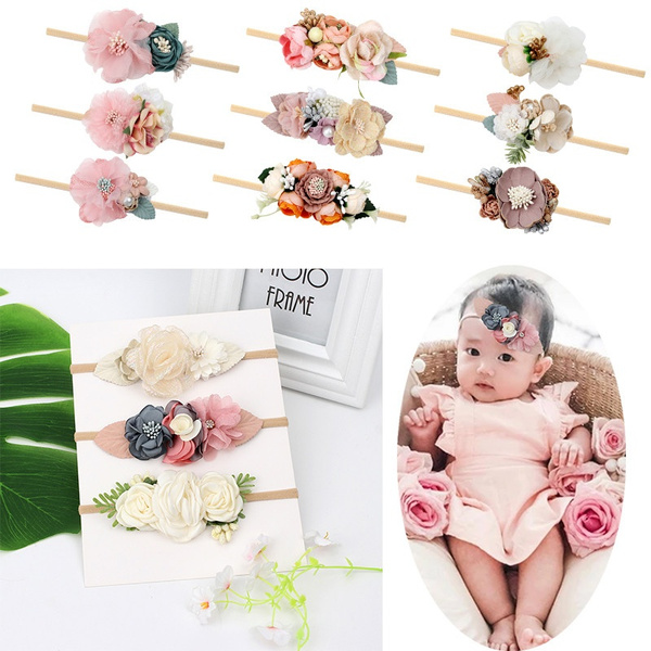 Baby, Baby Girl, Flowers, Toddler