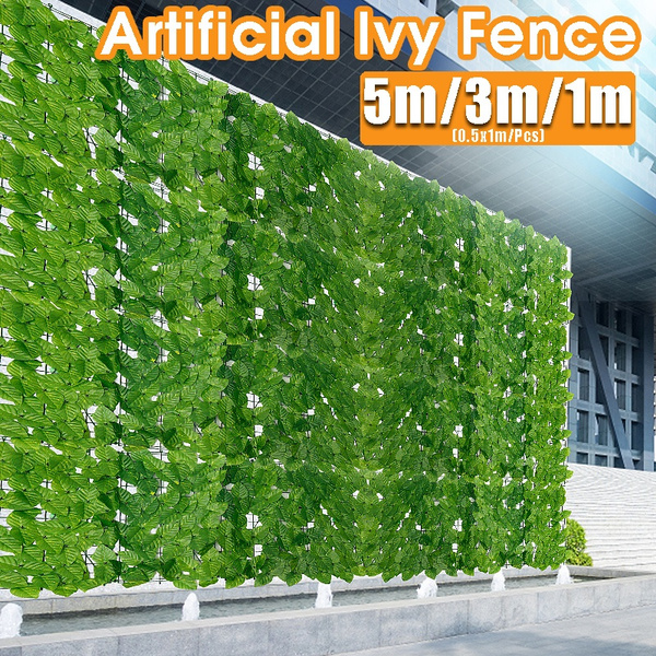 fencedecoration, artificialplant, Garden, plantfence