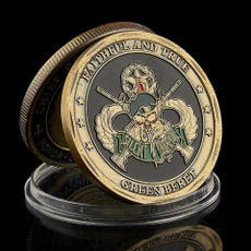Collectibles, Army, challengecoin, toysampgame