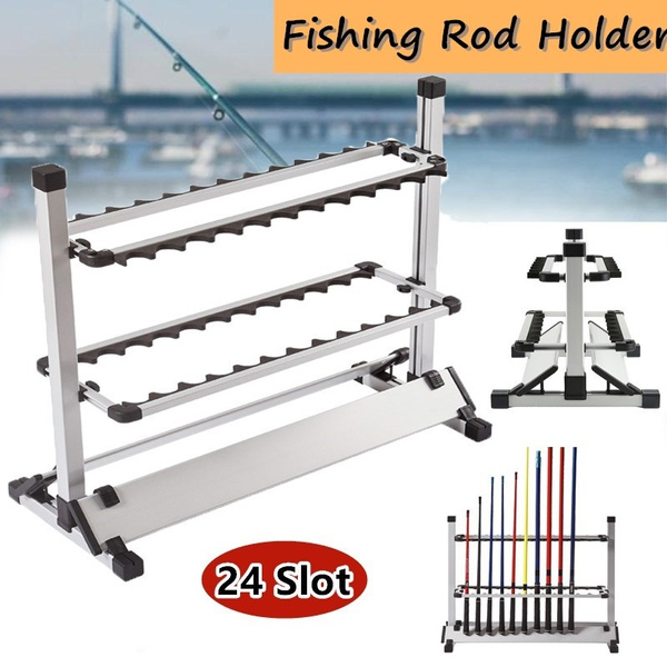 fishingrodorganizer, fishingrodstand, Aluminum, Storage