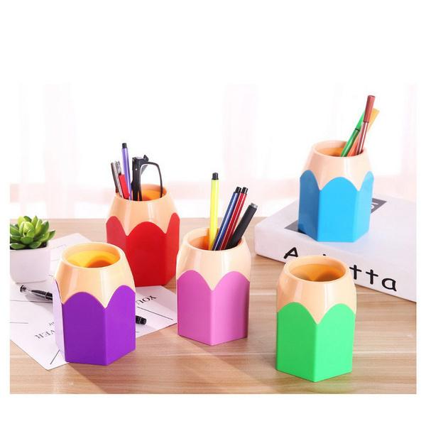 pencil, Container, desktidycontainer, penvase