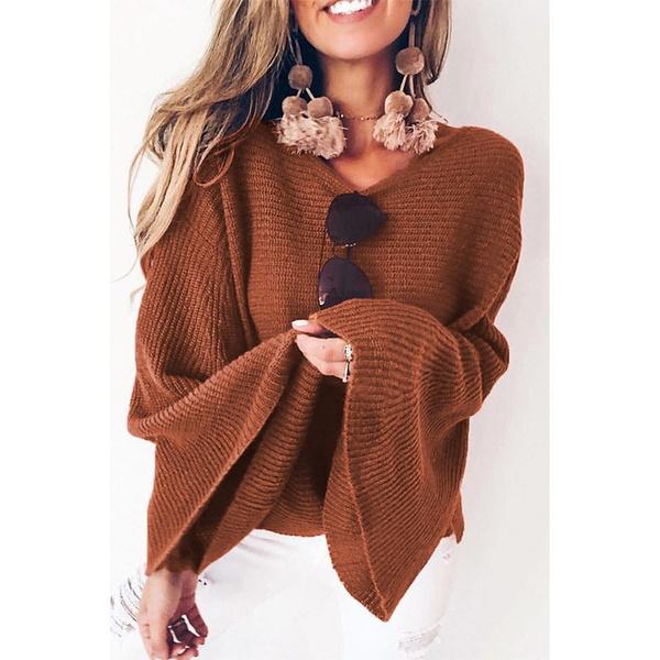 blouse, knitwear, Bat, Fashion