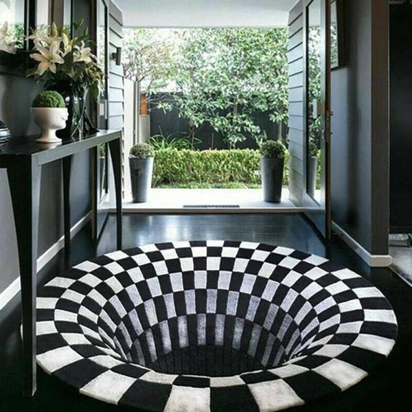 doormat, Rugs & Carpets, plaid, Home & Living